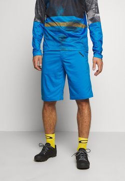 ION - BIKESHORTS TRAZE - kurze Sporthose - inside blue