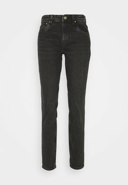 Pepe Jeans - VIOLET - Jeans Relaxed Fit - black denim
