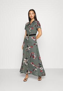 Vero Moda - VMLOVELY ANCLE DRESS - Maxiklänning - laurel wreath