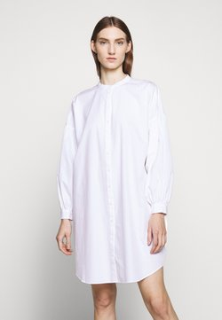 Bruuns Bazaar - PETRIE TUNIC - Chemisier - snow white