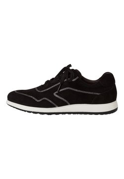 Tamaris Pure Relax - LACE UP - Sneakers laag - black