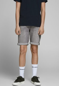 Jack & Jones Junior - Shorts - grey denim
