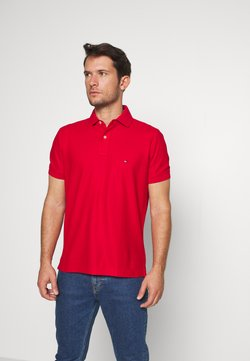 Tommy Hilfiger - REGULAR - Polo - red