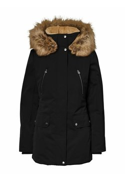 Vero Moda - Wintermantel - black