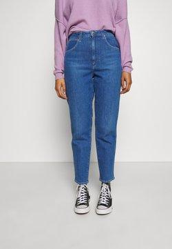 Wrangler - MOM  - Straight leg jeans - montego bay