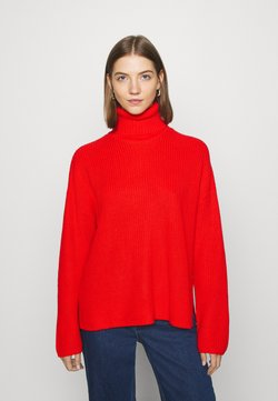 Monki - DOSA  - Strickpullover - red
