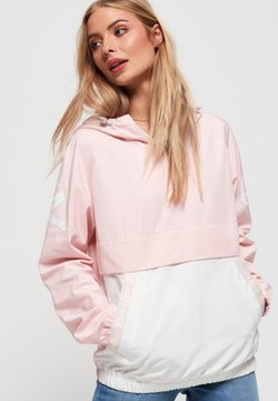 Superdry - OVERHEAD - Windbreaker - rose/pink