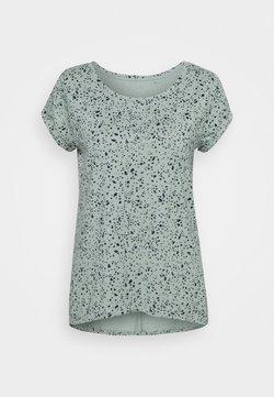 Esprit - CORE - T-Shirt print - turquoise