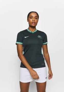 Nike Performance - NIGERIA - Vereinsmannschaften - seaweed/white