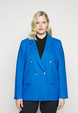 River Island Plus - Blazer - blue
