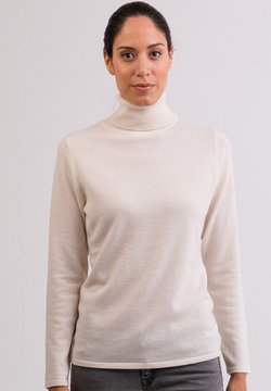CASH-MERE - Pullover - weiss