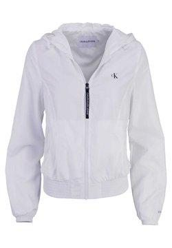 Calvin Klein - Windbreaker - weiß