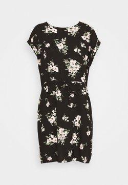 Vero Moda - VMSIMPLY EASY SHORT DRESS - Freizeitkleid - black