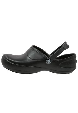 Crocs - MERCY WORK - Chaussons - black