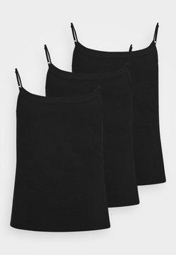 Anna Field Curvy - 3 PACK - Top - black