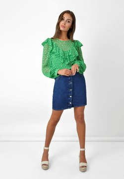 Ro&Zo - Bluse - green