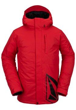 Volcom - FORTY JACKET - Snowboardjacke - red