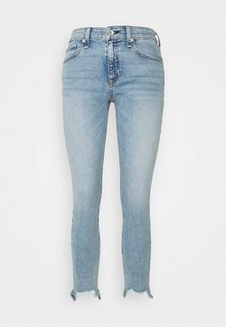 rag & bone - CATE MIDRISE ANKLE - Jeans Skinny Fit - thunderbird