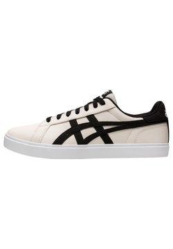 ASICS - Sneaker low - cream/black