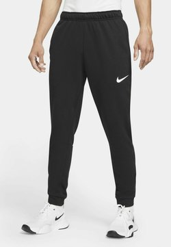 Nike Performance - PANT TAPER - Jogginghose - black/white