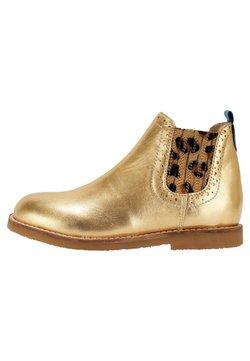 Boden - CHELSEA - Stiefelette - gold-metallic