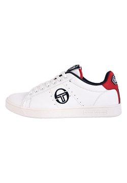 sergio tacchini - SNEAKER GRAN SPECIAL - Sneaker low - white