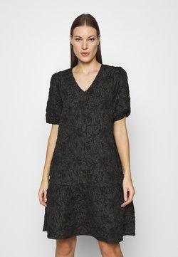 Saint Tropez - CHRISHELL DRESS - Vestido de cóctel - black