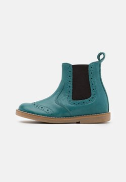 Froddo - CHELYS BROGUE NARROW FIT - Stiefelette - petroleum