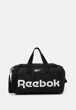 Reebok - ACT CORE GRIP UNISEX - Sporttasche - black/white