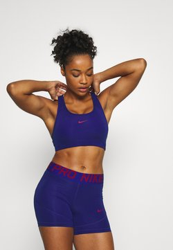 Nike Performance - BRA PAD - Sport BH - deep royal blue/noble red