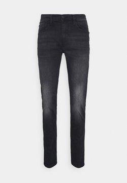 Blend - JET - Slim fit -farkut - denim washed black