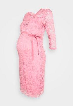 MAMALICIOUS - MLMIVANA 3/4 DRESS - Vardagsklänning - cashmere rose