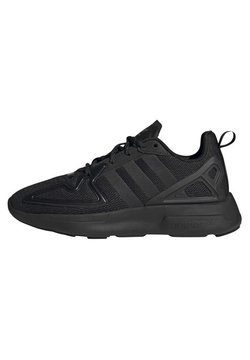 adidas Originals - ZX 2K FLUX SHOES - Sneaker low - black