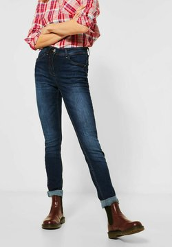 Cecil - Jeans Slim Fit - blau
