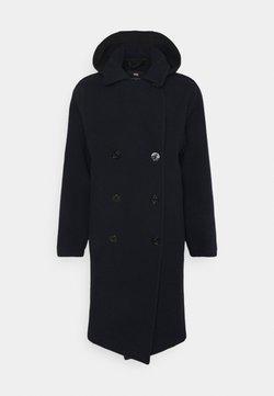 Gloverall - SHAKELTON PEACOAT - Cappotto classico - navy