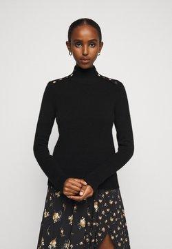 maje - MONTY - Pullover - noir