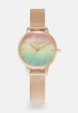 Olivia Burton - RAINBOW - Watch - roségold-coloured/multicolour