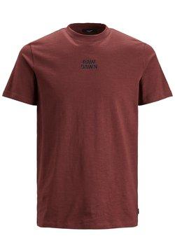 Jack & Jones PREMIUM - Camiseta básica - hot chocolate