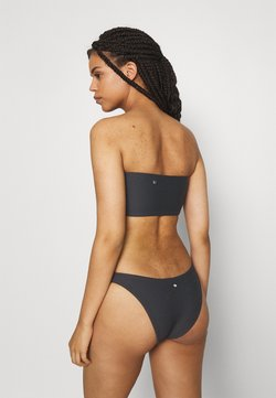 Seafolly - ESSENTIALS HIGH CUT PANT - Bikini-Hose - black