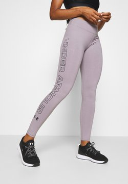 Under Armour - FAVORITE LEGGINGS - Tights - slate purple