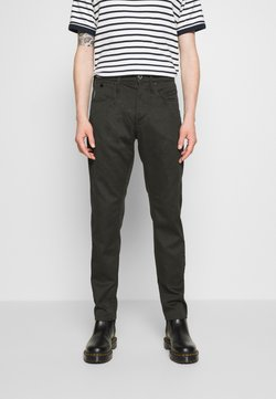 G-Star - LOIC RELAXED - Relaxed fit jeans - asfalt