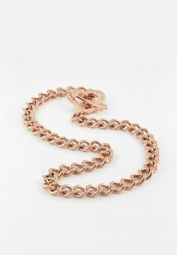 Guess - COLLIER « ACROSS MY HEART » - Collana - rose or