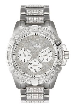 Guess - MENS SPORT - Uhr - silver-coloured