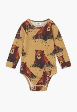 Walkiddy - GRIZZLY BEARS BABY UNISEX - Body - camel