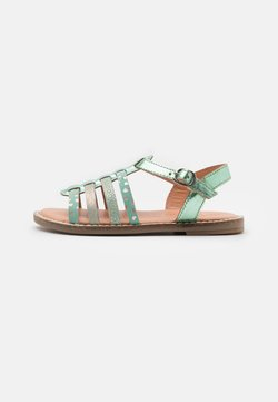 Friboo - LEATHER - Sandales - mint