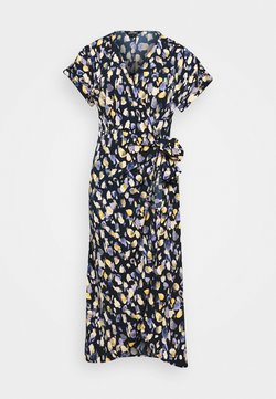 Monki - ENLIE WRAP DRESS - Kjole - multi coloured