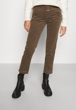 CLOSED - PEDAL PUSHER - Relaxed fit jeans - chocolate chip
