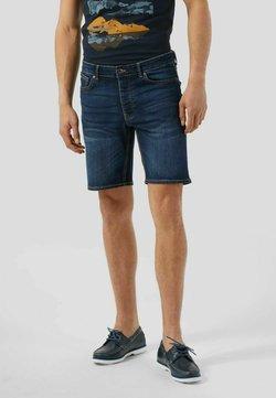 Conbipel - Shorts di jeans - blu