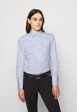 HUGO - THE FITTED - Blusa - light pastel blue