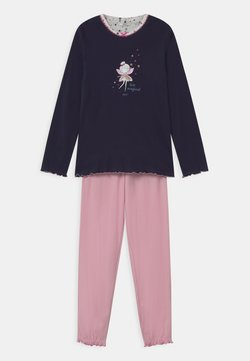 Esprit - JAHNA - Pigiama - dark blue/light pink